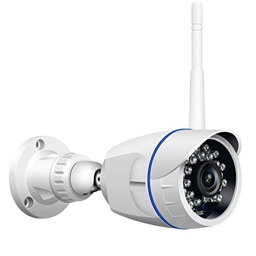 Wireless Security Bullet Camera