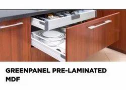 Greenpanel Pre Laminated Mdf