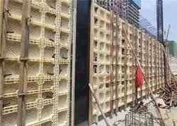 Plastic Wall Formwork