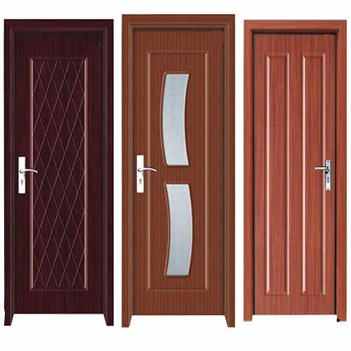 Interior PVC Door & Interior Pvc Door Decorative Polyvinyl Chloride Door PVC ...