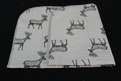 Animal Prints Baby Quilts