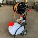 Disinfectant Trolly Power Sprayer