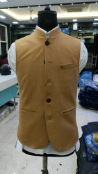 Tweed 15 color Nehru Jacket, Size: 34 To 46