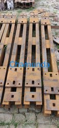 Railway Steel Channel Sleeper