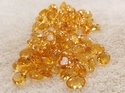 Golden Topaz Sunela Gemstone