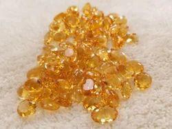 Golden Topaz Sunela Gemstone