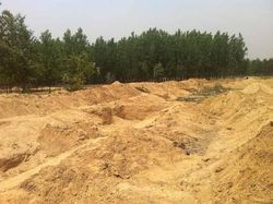 Sand Balu Ret Construction Matrial River