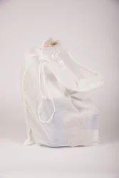 White Shri Arihant Eco Bag