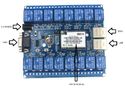 HLK SW16 16 Channel WiFi Controlled Relay Board