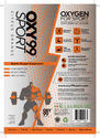 Oxy99 Sports Gym & Fitness Workouts Citrus Orange Flavour