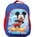 Polyester Printed Mickey Mouse Print School Backpack