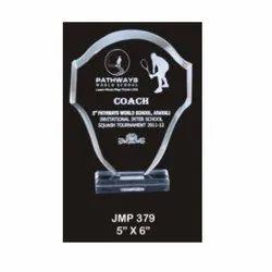 JMP 379 Award Trophy