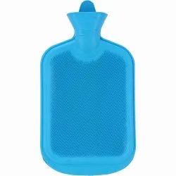 Two Side Ribbed Design Hot Water Bottle