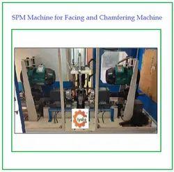 Iyalia SPM Machine For Facing And Chamfering Machine
