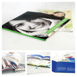Standard Brochure Printing Services