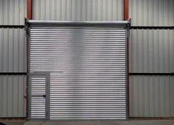 Full Height Wicket Door Rolling Shutters