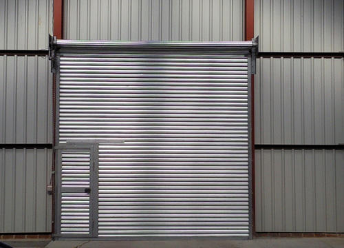 Full Height Wicket Door Rolling Shutters Rs 150 Square