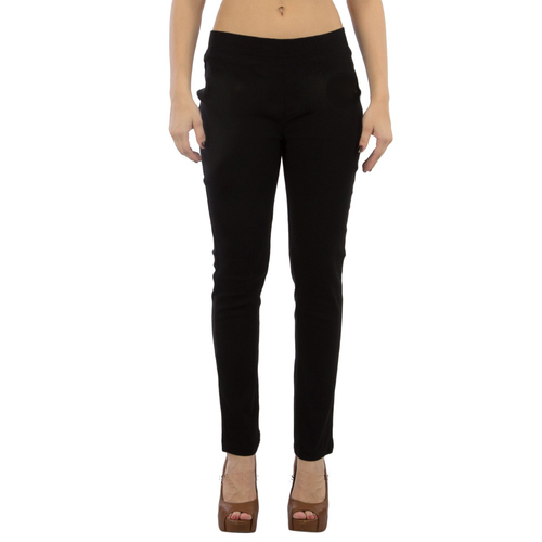 4279cbc65b06a Plain Black Ladies Jeggings, Rs 245 /piece, Klugger Infratech ...