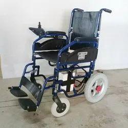 Powered Transporter Wheelchair