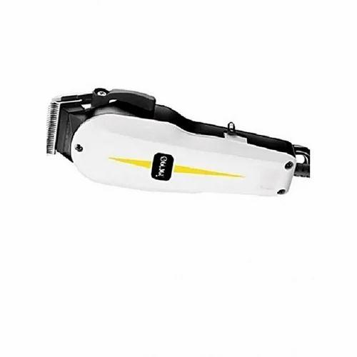 Gemei Gm-1021 Electric Hair Clipper White, Usage: Professional
