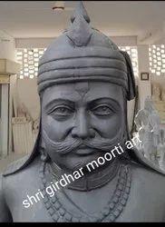 Maharanapratap Marble Statue