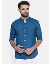Chinese Collar Men Shirt