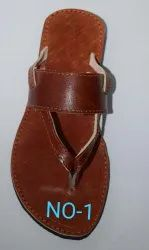 Genuine Leather Kolapuri Chappal