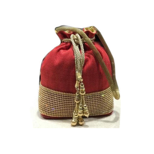 f9c56b9387a Bridal Potli Bag at Rs 500  piece