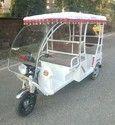 4 Seater E Rickshaw