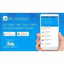 Biz Analyst Mobile App