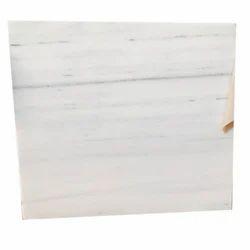 White Al-beta Marble Slabs, 20-30 Mm