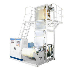 Plastic Shopping Bag Making Machine