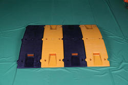 Plastic Speed Breakers 75mm