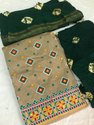 Embroidered Cotton Unstitched Suit
