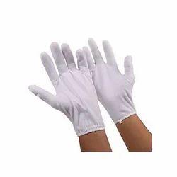 Vardhkamal Industries白色纯棉手套