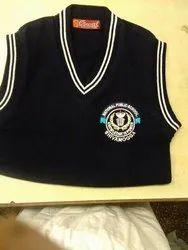 Unisex Sanjeev School Sleeveless Sweater