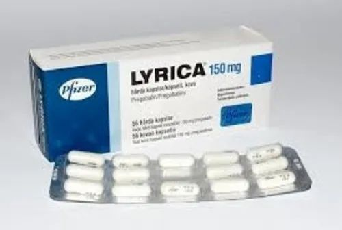 Lyrica Pregabalin 150mg Capsule