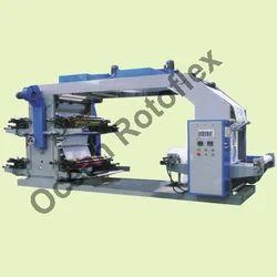 6 Color Flexo Graphic Printing Machine