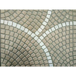 Mosaic Floor Tile, Thickness- 5-10 Mm
