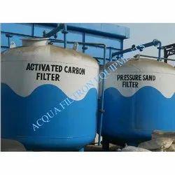 Sand Filter - Carbon Filter
