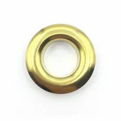 CF Golden Round Brass Eyelet