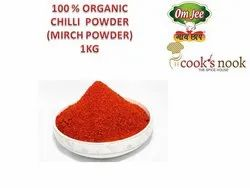 OmJee GaiChhap Premium Red Chilli Powder 1Kg