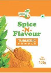 Selam Curcuma Longa Turmeric Powder (100gm), Packaging Type: PP Bag