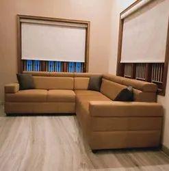 LRF L Corner Sofa for Home, Model Name/Number: LRFSCS3