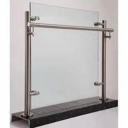 Modern Stainless Steel Railing