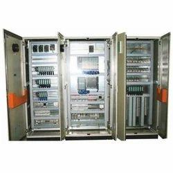 230-440V Three Phase PLC Control Panel, IP Rating: 54
