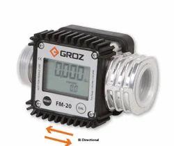 MS Groz Fuel Flow meter