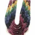 Multi Sapphire Bead