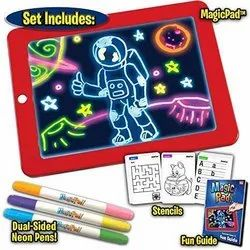 Magic Pad, Light Up LED Board, Draw, Sketch, Create