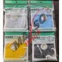 Maxso Reusable 5 Layer Kn95 Respirator Mask